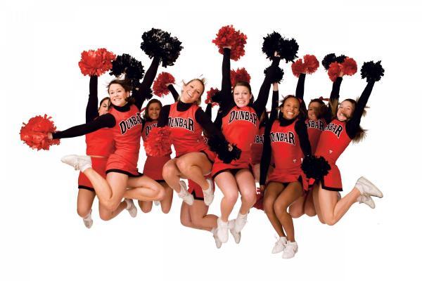 Workshop Cheerleading Groepsactiviteit